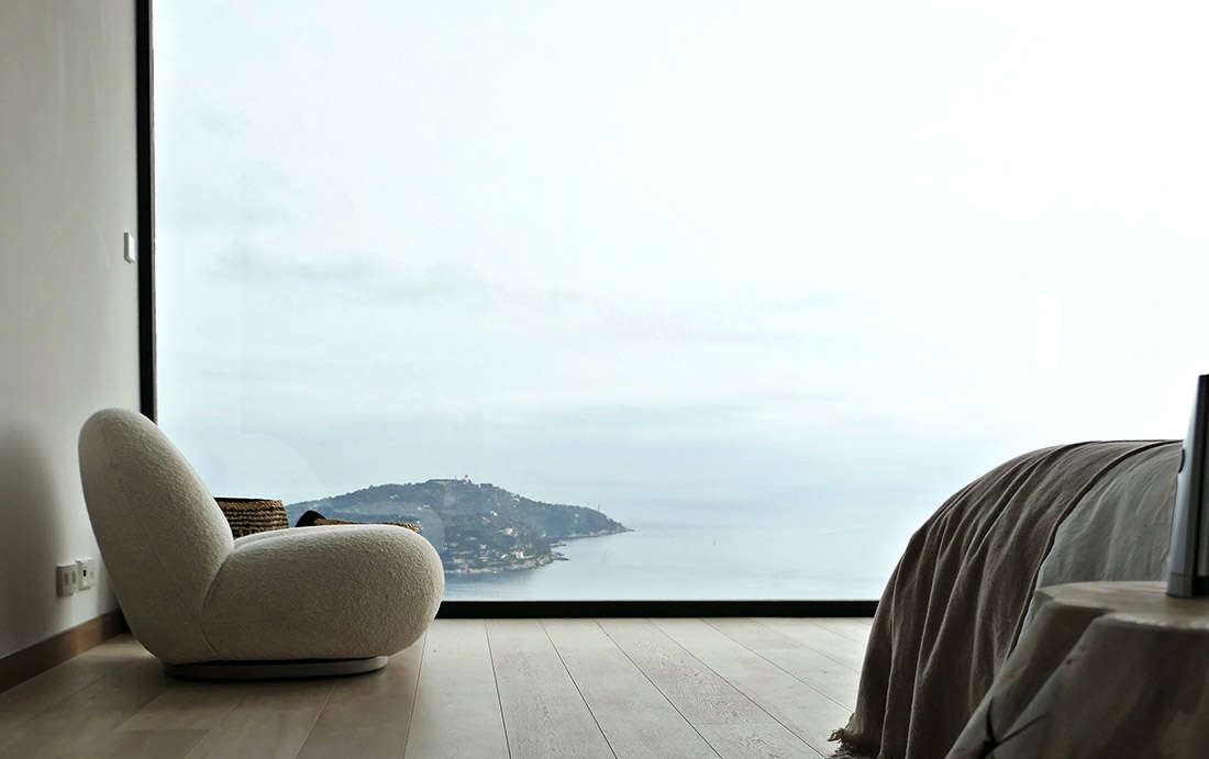 villa-contemporaine-baie-vitree