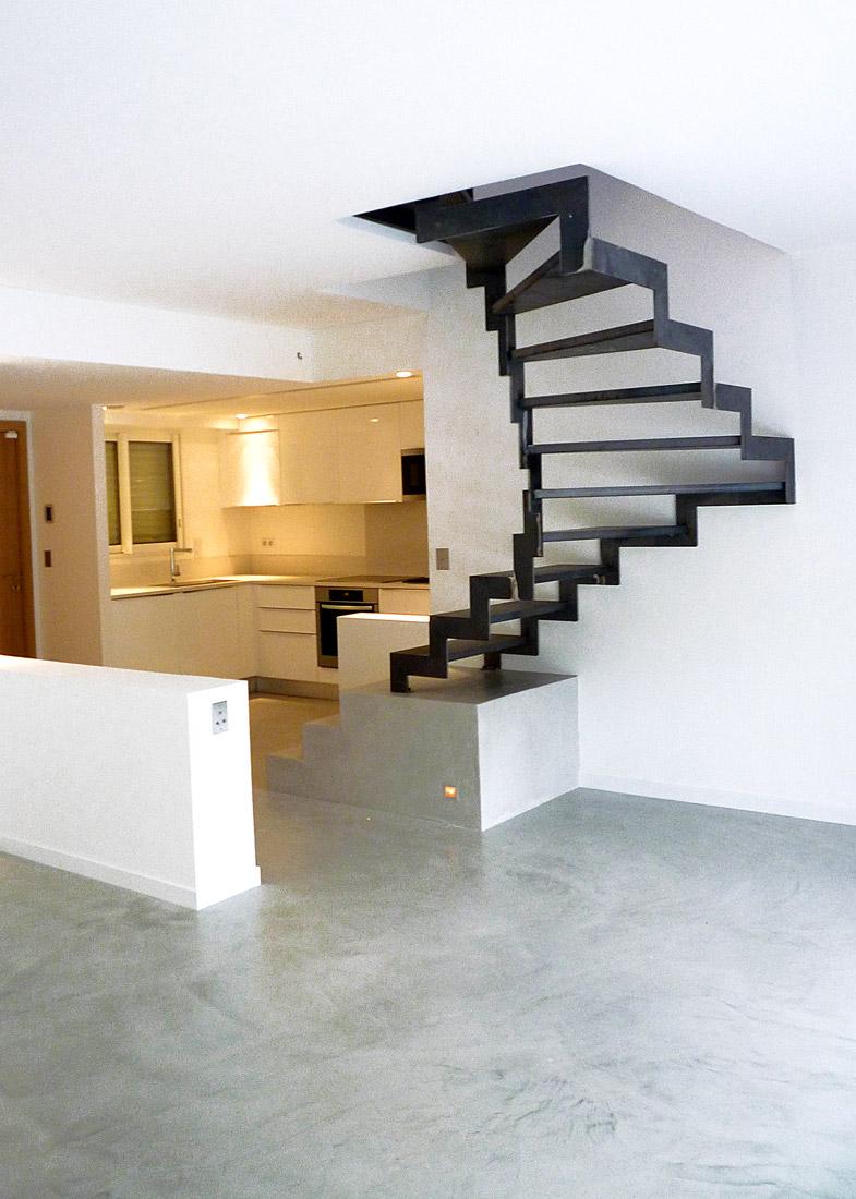 architecte-antibes-renovation-appartement-excalier